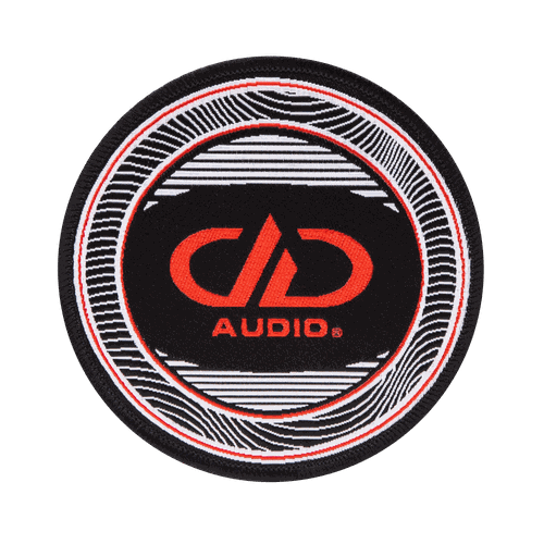 Product Image for DD Audio Iron-On Patch