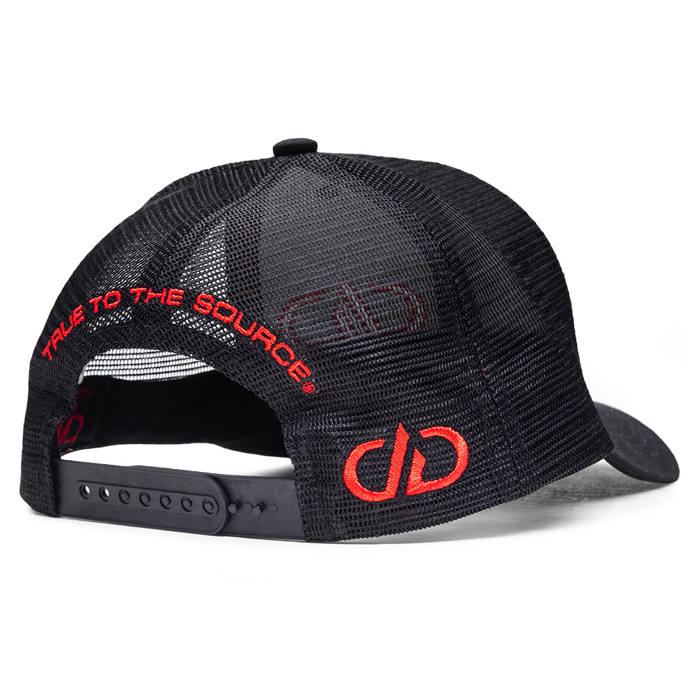 Official DD Audio Hat Back