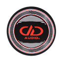 DD Audio Iron-on Patch